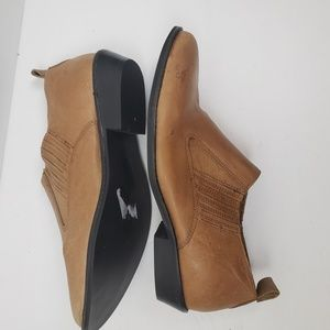 Urban outfitters Ecote leather western shooties